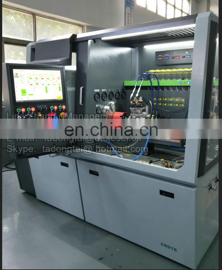 CR918 COMMON RAIL TEST BENCH WITH HEUI TESTING SYSTEM