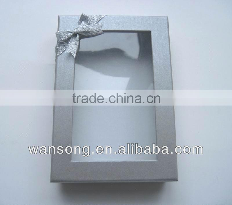 Alibaba Gold Supplier offer transparent PVC packaging box,clear plastic box,plastic storage box in best price