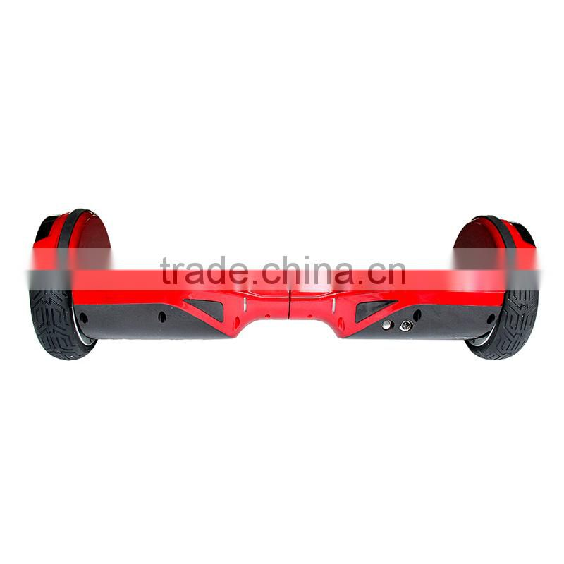 New generation two wheel smart standing self balance board scooter electric skateboard