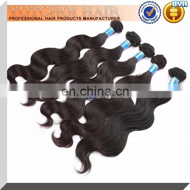 Full Cuticle 6A Unprocessed Wholesale Names Of Hair Extension