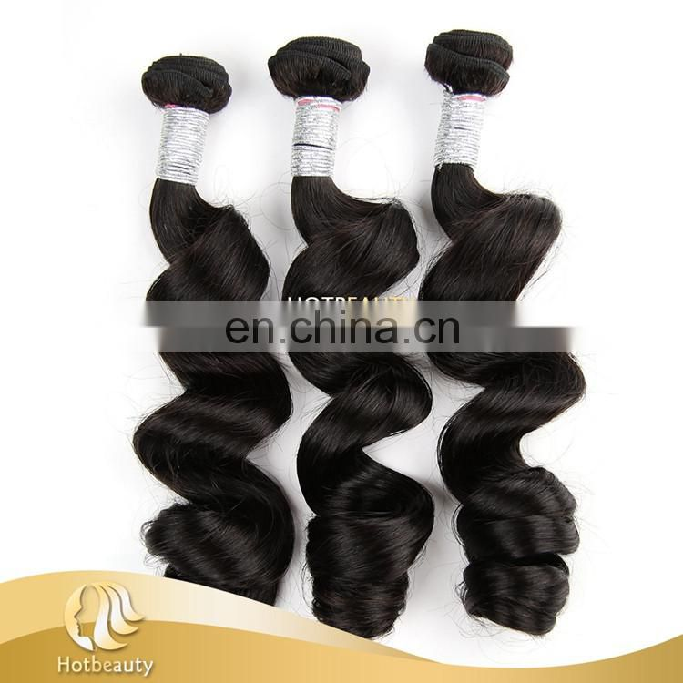 Hot Sale Virgin Peruvian Hair Weft Body Wave