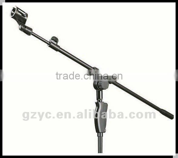 good quanlity music zinc alloy black Microphone stand BK-135
