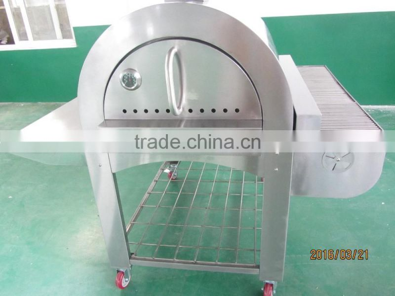 Industrial bakery ovens in China manufacture