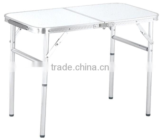 Outdoor furniture camping aluminum folding table