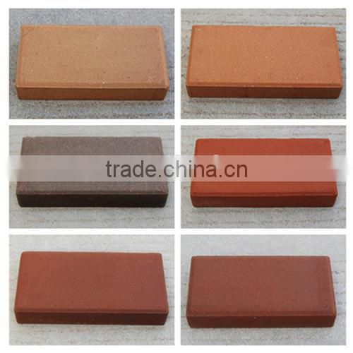 Cheap price for red clay fire brick floor tile