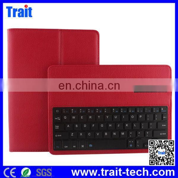 2 in1 Detachable Wireless Bluetooth Keyboard Case With Camera for iPad Air 2 iPad 6
