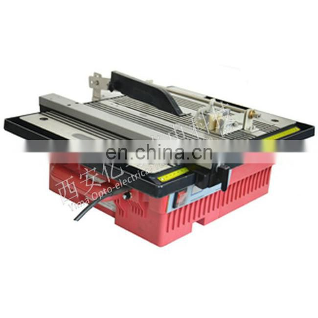LMD007 manual  cutting machine crystal glass cutter