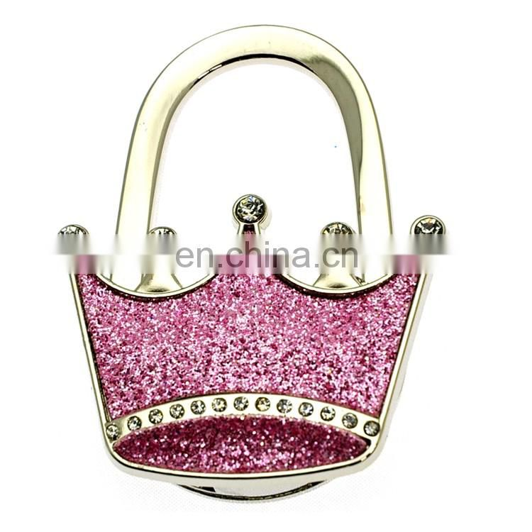 Customer bag hanger designer handbag hardware the door bag hanger