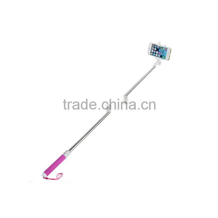 Mini Handheld Cable selfie-stick
