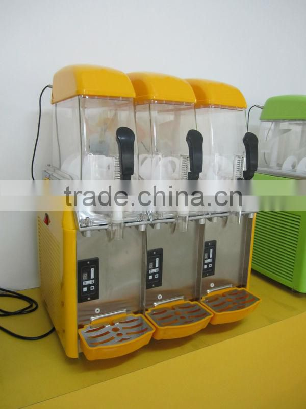 Triple Smoothie Slush Machine