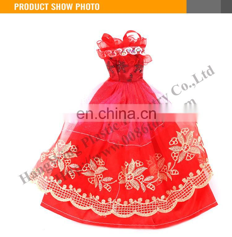 New Design Colorful For 11.5Inch American Clothes Doll Girl Cheaper