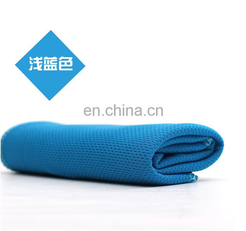 Wholesale cooling towels for summer polyester ice towels