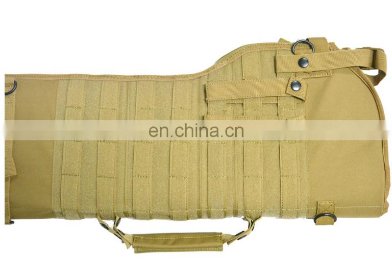 Tactical Rifle Scabbard Shoulder Padded Carry Gun Case