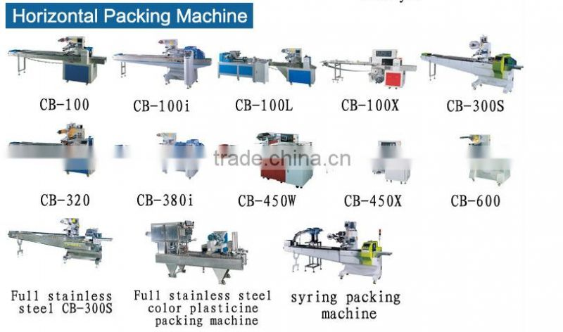 full automatic fresh vegetable wrapping machine