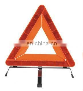 customizable flashing light car emergency triangle