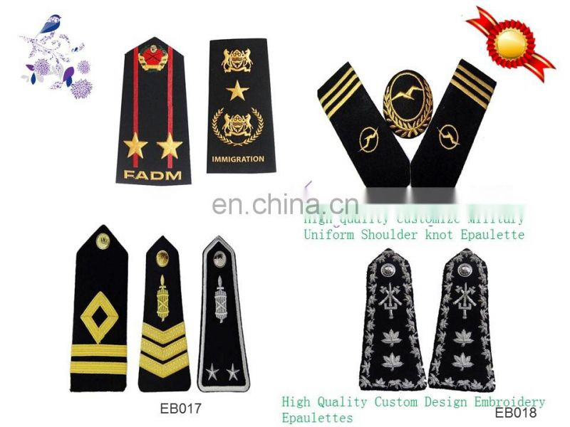 Wholesale custom embroidered patches Indian silk embroidery