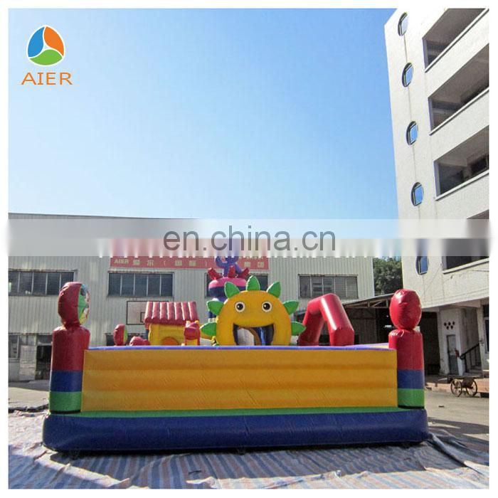 Giant Inflatable carnival games sale,Jumping bouncer inflatable trampoline