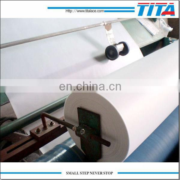 PVA Water Soluble Paper for embroidery with cheap price