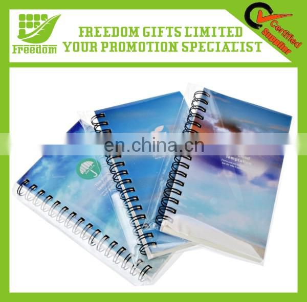 Promotional Various Style High Quality Hard Cover Notebook