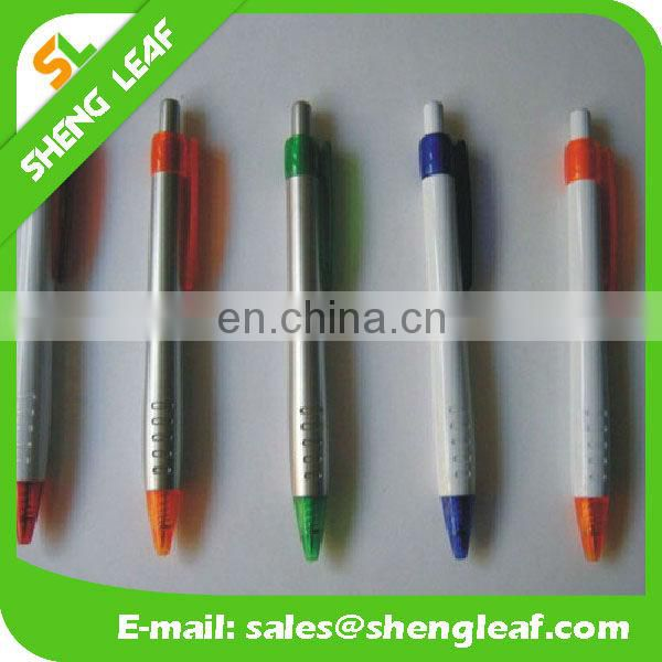 Simple pen silver pen promotional item pen