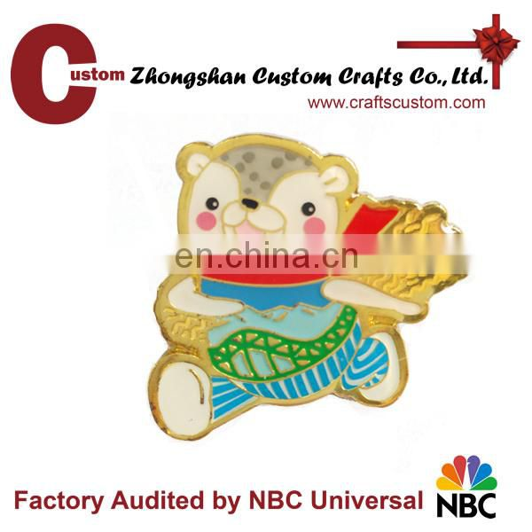 Factory supply decorative cheap making custom lapel pin