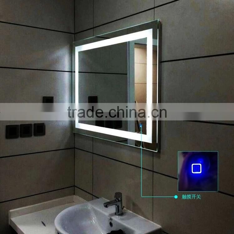 Factory Direct Manufacturing Bluetooth Backlit Mirror with LED/T5 Lighitng