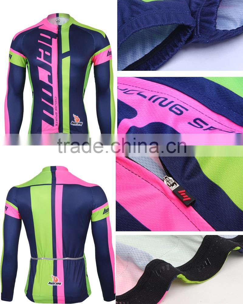 BEROY Women Pro Cycling Jersey with Low MOQ and Competitive Price
