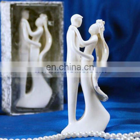 A07376 Dancing Together Cake Topper For Engagement Party