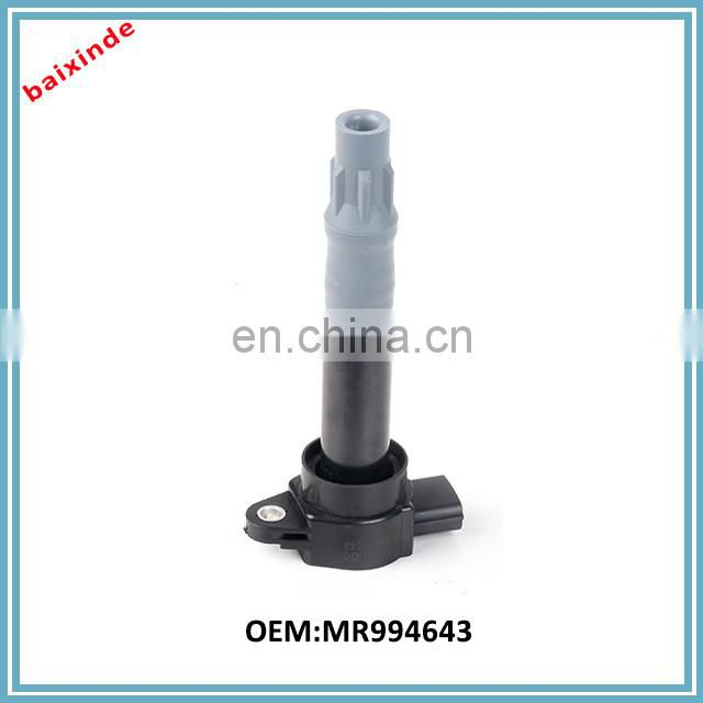 Baixinde brand High Quality Ignition Parts For Cars OEM MD994643 Coil On Plug Ignition