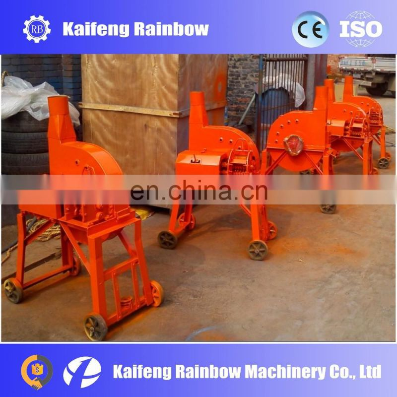Hot Sale Good Quality Straw Corn silage Grass Crushing Machine