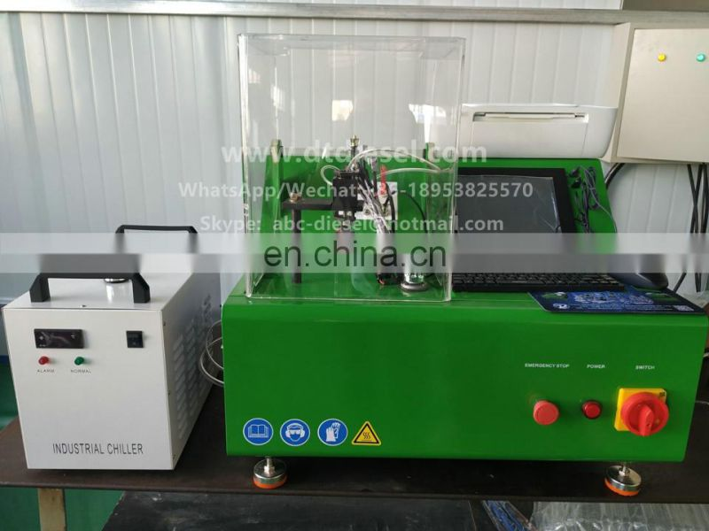 New model DTS200 Injector CR test bench Image