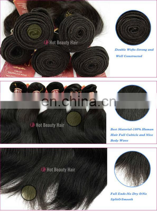 Brazilian 16 inch Weave Length Large in Stocks