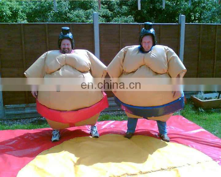 2013 inflatable party sumo suit