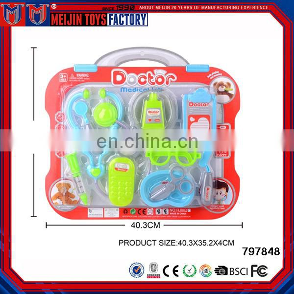 High quality kids doctor toys doctor set toys pretend toys set for kids