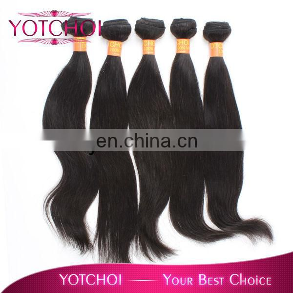 Aliexpress hair products New arrival 8a brazilian hair straight human hair extension