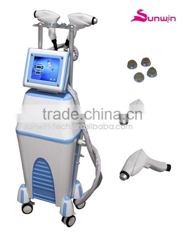 (SW-007B)The latest multifunction beauty equipment for body shaping