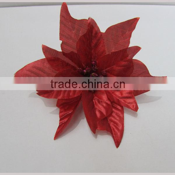2014 hot selling christmas flowers for christmas DAY