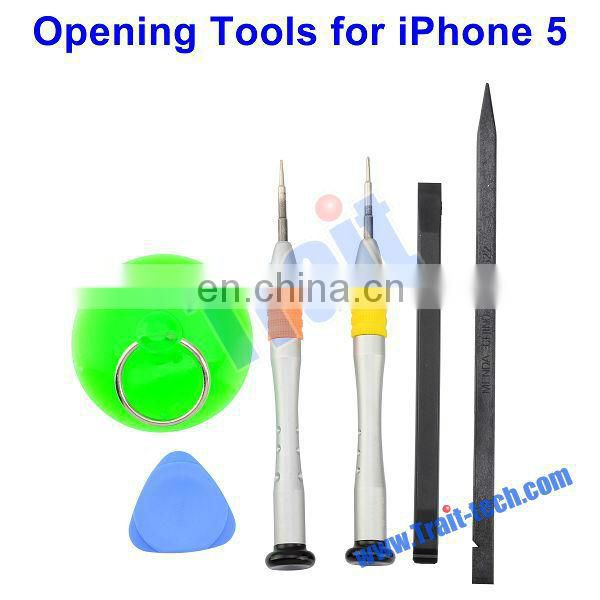 6 in 1 Repair Kit Opening Toos for iPhone 5