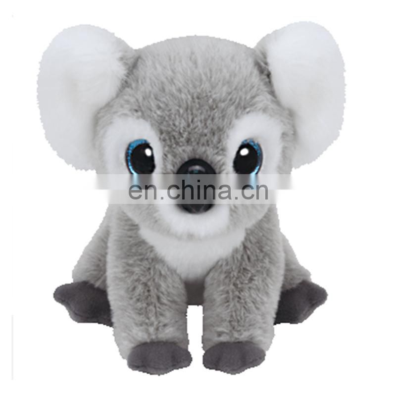 Plush Big Eyes Animal Koala ! Beanie Boos, TY Plush Koala Toys