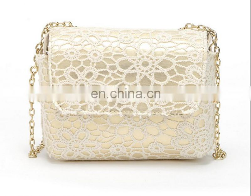 Wholesale lace fashion bag crossbody bag evening bag for women