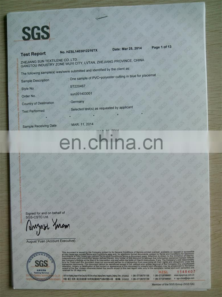 pvc woven poly sheet 1mm 2014 hot sale 1*1