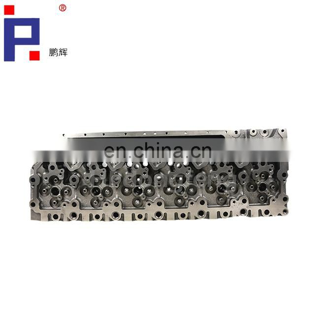 ISLe cylinder head 4931398 Dongfeng truck engine parts