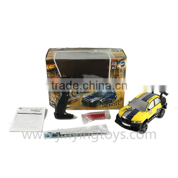 Hot selling remote control toy rc racing car for kids