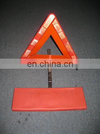 Economic safety equipents warning triangle sign material