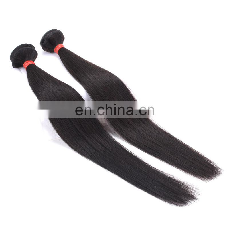 Best quality 100% Virgin brazilian hair weft