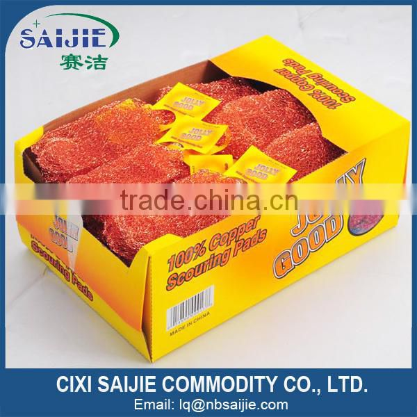 Chore Boy 100% Pure Copper Scrubber Copper Scouring Pad