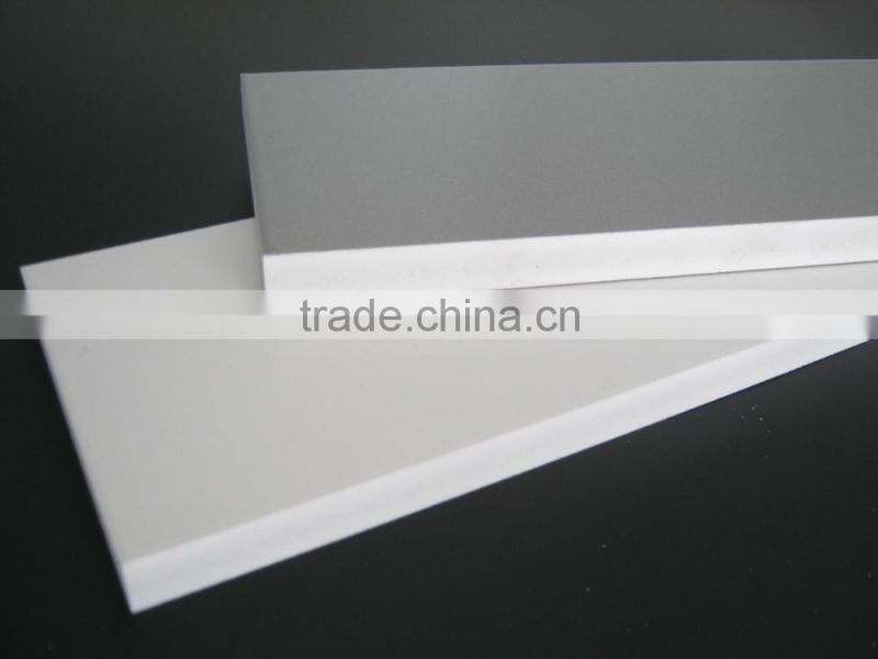 White Waterproof Plastic Pvc Foam Board For Bathroom Cabinet Of Pvc Boards From China Suppliers