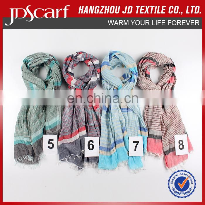 2017 Factory Directly Provide New Fashion Ladies Scarf