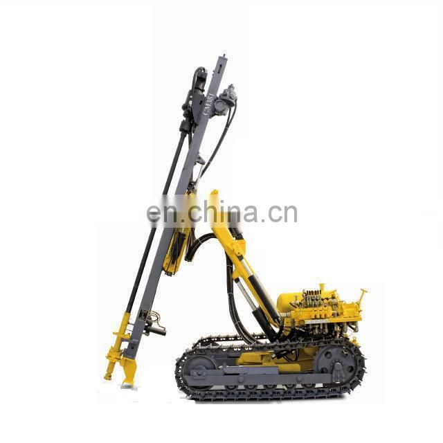 Good cost performance piling anchoring rig mini pile drilling machine for railway construction