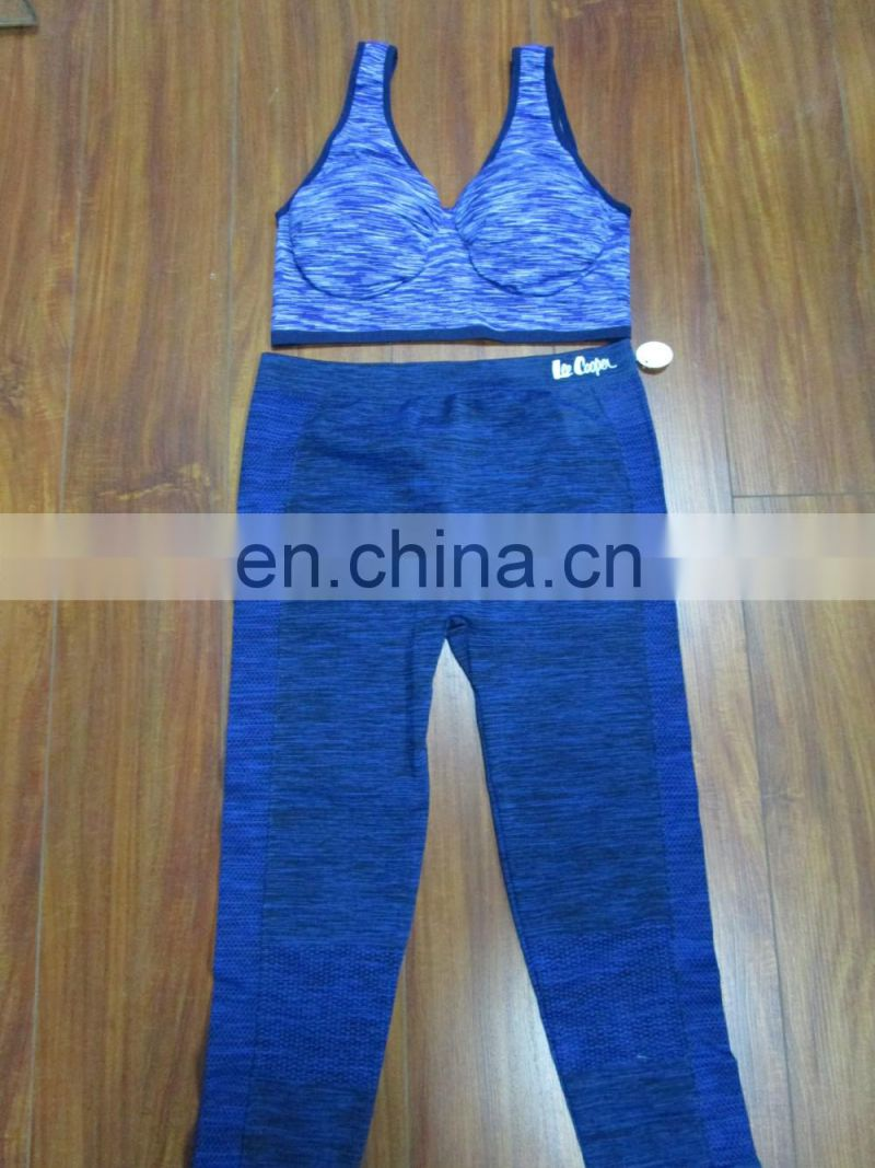(Free sample) sports wear women Fitness Wear custom Fitness Clothing Sexy Gym Wear/gym clothing